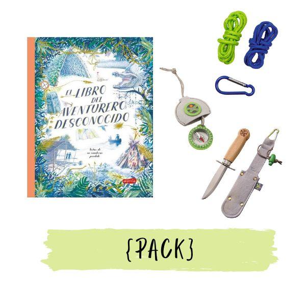 pack aventura niños