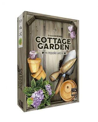 Juego de mesa Cottage Garden (Mi pequeño jardín) – Uwe Rosenberg