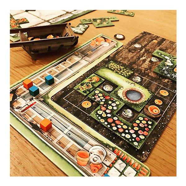 juego de mesa cottage garden
