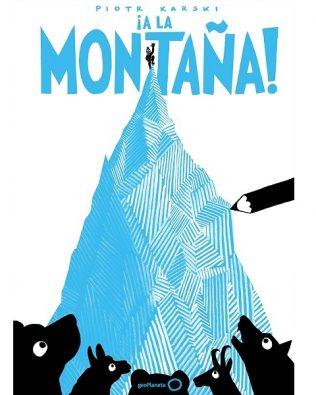 Vamos ¡a la montaña! – Libro de actividades