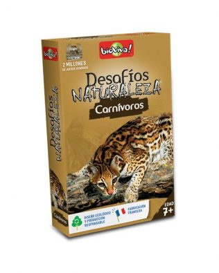 Desafíos Naturaleza – Carnívoros