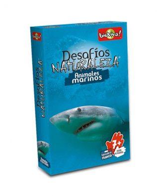 Desafíos Naturaleza – Animales marinos