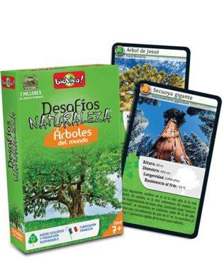 Desafíos Naturaleza – Árboles del mundo