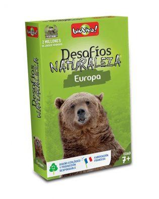 Desafíos Naturaleza – Europa