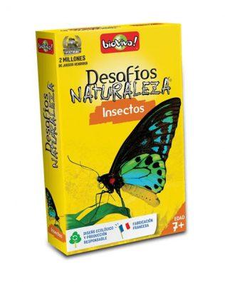 Desafíos Naturaleza – Insectos