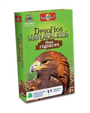 Desafíos Naturaleza – Aves rapaces