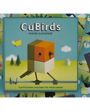 Cubirds. Juego de cartas