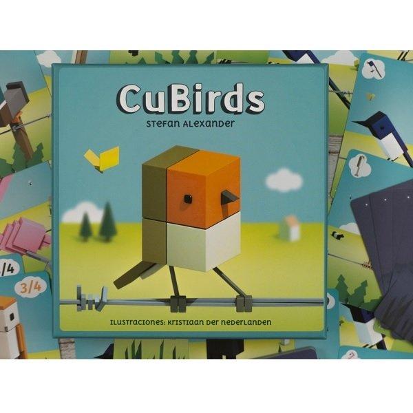 juego cartas aves