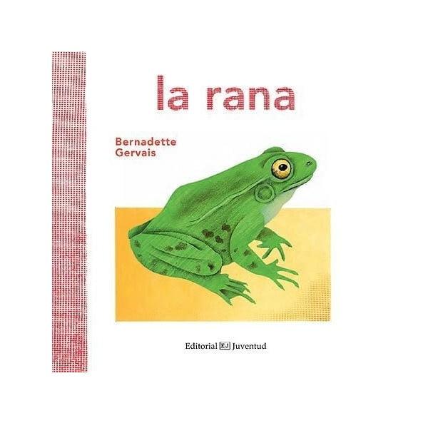 libro ranas niños