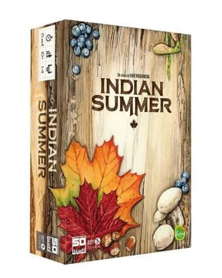 Juego de mesa Indian Summer – Uwe Rosenberg