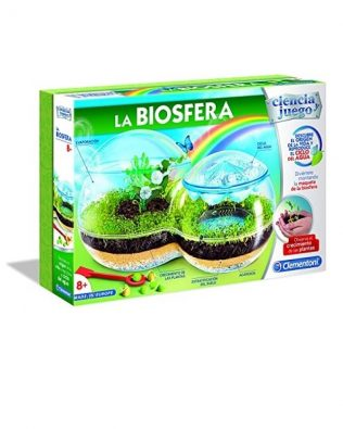 La Biosfera. Experimentos con el ciclo del agua
