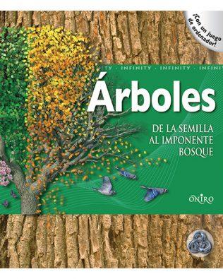 Árboles, de la semilla al imponente bosque – David Burnie