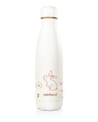 Botella de acero 500ml – Miniland