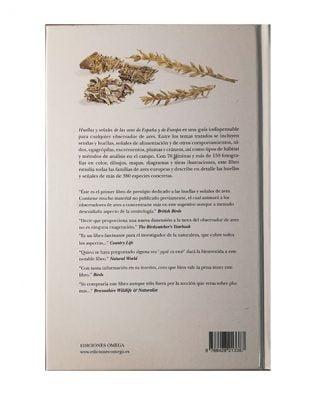 Guía de identificación huellas y señales de las aves de España y de Europa