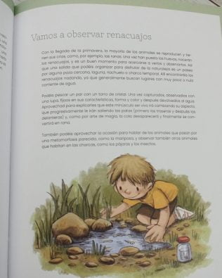 Planes eco en familia – Lídia Fraguas