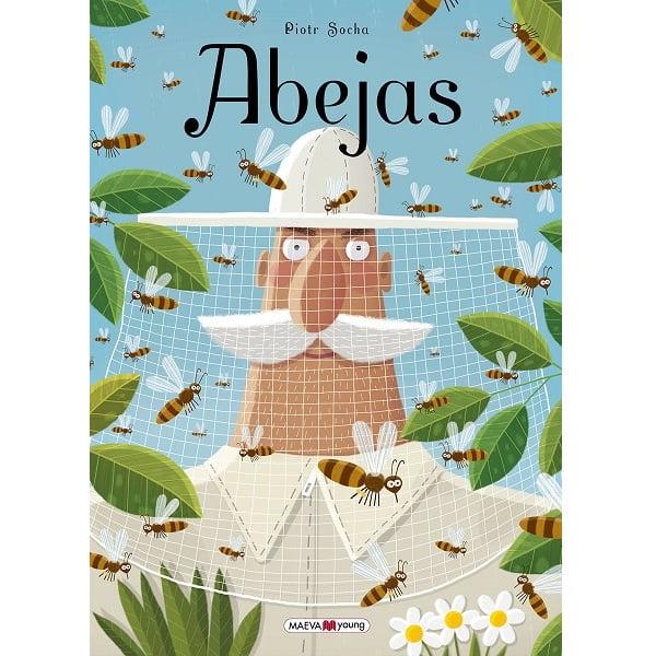 Libro informativo niños abejas