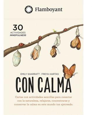 Con calma – Cartas de actividades mindfulness