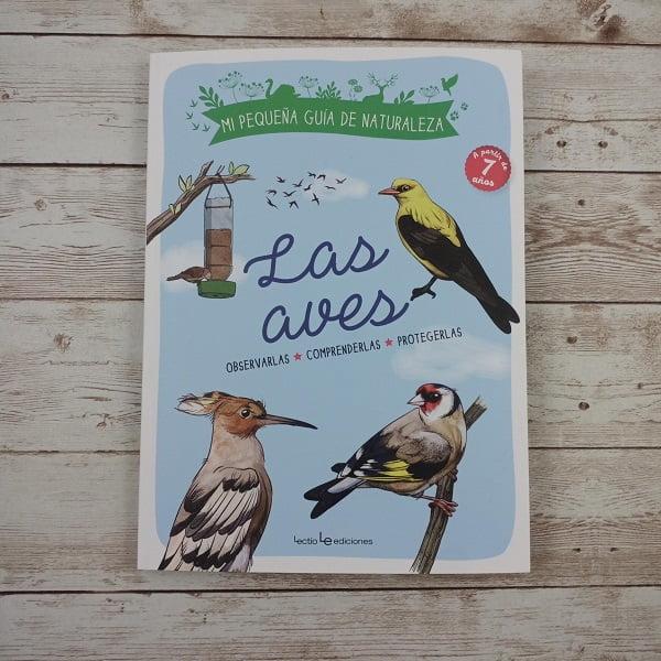 Guía aves niños y niñas