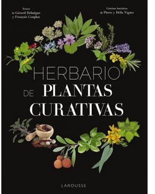 Herbario de plantas curativas – Larousse