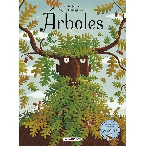 Libro informativo Árboles Maeva