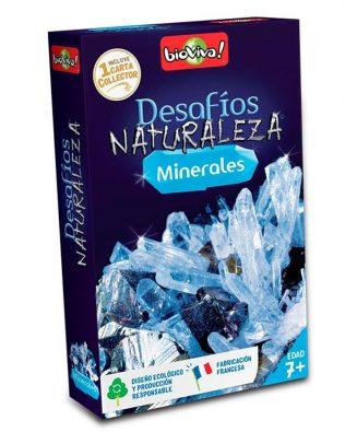 Desafíos Naturaleza – Minerales