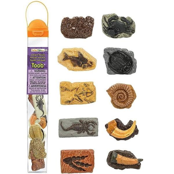 Réplica fósiles Safari