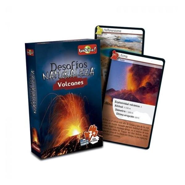 Cartas Bioviva desafíos volcanes