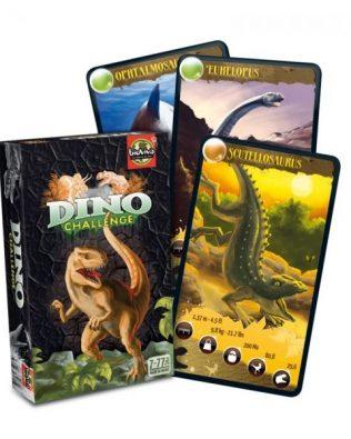 Cartas Bioviva – Colección Dino Challenge